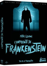 L'Empreinte de Frankenstein (Édition Collector Blu-ray + DVD) - Blu-ray