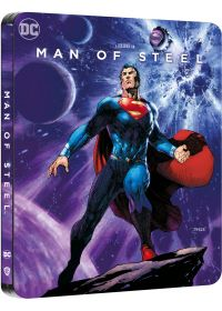 Man of Steel (4K Ultra HD + Blu-ray - Édition boîtier SteelBook) - 4K UHD