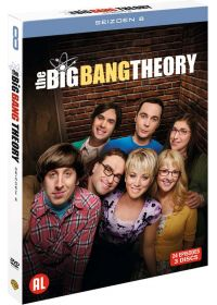 The Big Bang Theory - Saison 8 - DVD