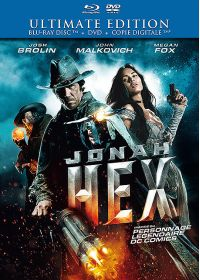 Jonah Hex (Ultimate Edition - Blu-ray + DVD + Copie digitale) - Blu-ray