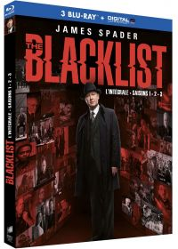 The Blacklist - Saisons 1 + 2 + 3 (Blu-ray + Copie digitale) - Blu-ray