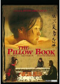 The Pillow Book - DVD