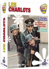 Les Charlots - Coffret 3 DVD (Édition Collector) - DVD