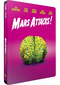 Mars Attacks! (Édition boîtier SteelBook) - Blu-ray