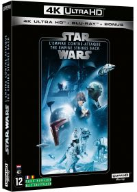 Star Wars - Episode V : L'Empire contre-attaque (4K Ultra HD + Blu-ray + Blu-ray Bonus) - 4K UHD