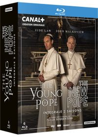 The Young Pope + The New Pope - Blu-ray