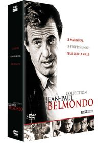 Collection Jean-Paul Belmondo - DVD