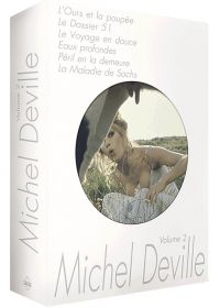 Michel Deville - Coffret 2 - DVD