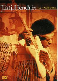 Jimi Hendrix - Live At Woodstock - DVD