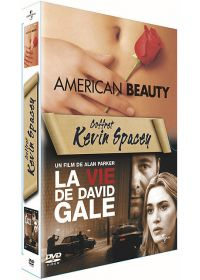 Coffret Kevin Spacey - American Beauty + La Vie de David Gale - DVD