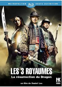 Les 3 Royaumes - La résurrection du Dragon - Blu-ray