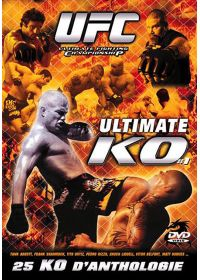 UFC - Ultimate KO - Vol. 1 - DVD