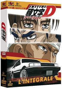 Initial D - 2nd Stage - L'intégrale (Pack) - DVD