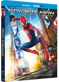 The Amazing Spider-Man 2 : Le destin d'un héros (Blu-ray + Copie digitale) - Blu-ray