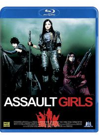 Assault Girls - Blu-ray