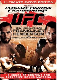 UFC 93 : Franklin vs Henderson - DVD