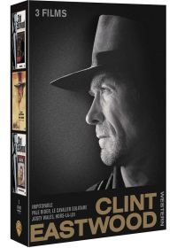 Clint Eastwood Western - Impitoyable + Pale Rider, le cavalier solitaire + Josey Wales - Hors la loi (Pack) - DVD
