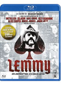 Lemmy - Blu-ray