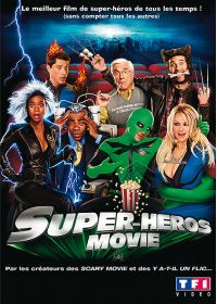 Super-héros Movie - DVD