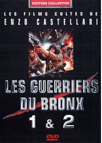 Les Guerriers du Bronx 1 & 2 (Édition Collector) - DVD