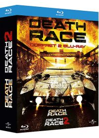 Death Race Collection - Blu-ray