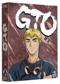 GTO - Coffret 3 (Édition Collector) - DVD