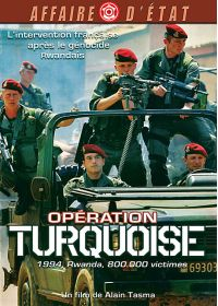 Opération Turquoise - DVD