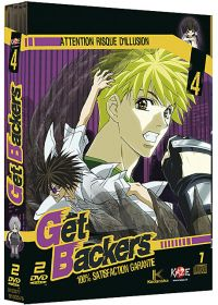 Get Backers - Box 4/4 (Édition Collector) - DVD