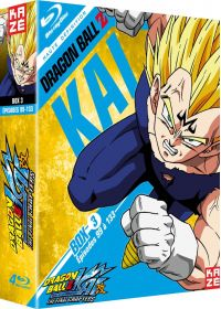 Dragon Ball Z Kai - Box 3/4 : The Final Chapters - Blu-ray