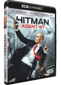 Hitman : Agent 47 (4K Ultra HD + Blu-ray + Digital HD) - 4K UHD