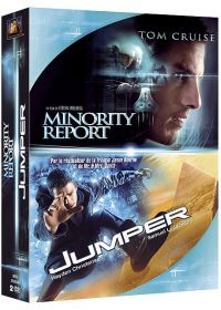 Jumper + Minority Report (Pack) - DVD