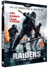 Raiders - Blu-ray