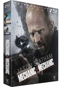 Mechanic : Le flingueur + Mechanic : Resurrection - Blu-ray