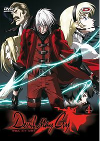 Devil May Cry - Vol. 4 - DVD
