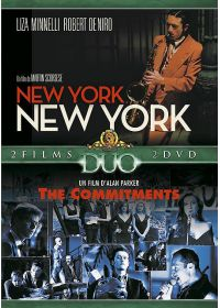 New York, New York + The Commitments (Pack) - DVD