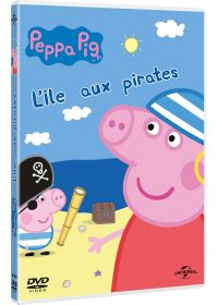 Peppa Pig - L'île aux pirates - DVD