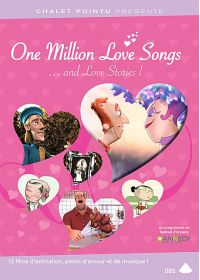 A Million Love Songs ... and Love Stories ! - DVD