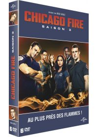 Chicago Fire - Saison 3 - DVD