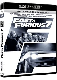 Fast & Furious 7 (4K Ultra HD + Blu-ray + Digital UltraViolet) - 4K UHD