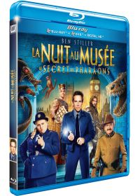 La Nuit au musée 3 : Le Secret des Pharaons (Combo Blu-ray + DVD + Digital HD) - Blu-ray