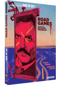 Road Games (Déviation mortelle) (Combo Blu-ray + DVD) - Blu-ray