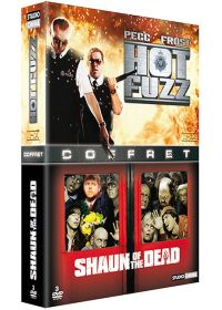Hot Fuzz + Shaun of the Dead - DVD