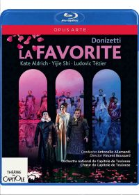 La Favorite - Blu-ray