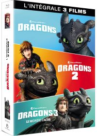 Intégrale Dragons (Blu-ray + Digital) - Blu-ray