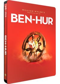 Ben-Hur (Édition SteelBook) - Blu-ray