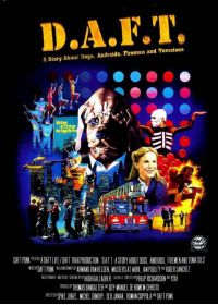 Daft Punk - D.A.F.T. : A Story about Dogs, Androids, Firemen and Tomatoes - DVD