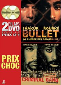 Bullet + Criminal Gang - DVD
