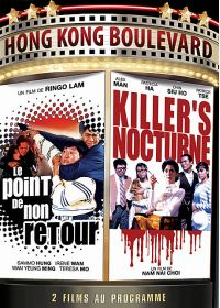 Le Point de non retour + Killer's Nocturne - DVD