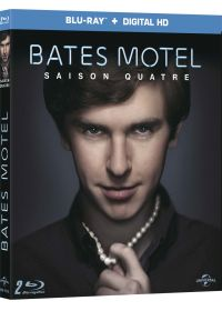 Bates Motel - Saison 4 (Blu-ray + Copie digitale) - Blu-ray