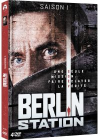 Berlin Station - Saison 1 - DVD